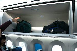 mala taška do lietadla
