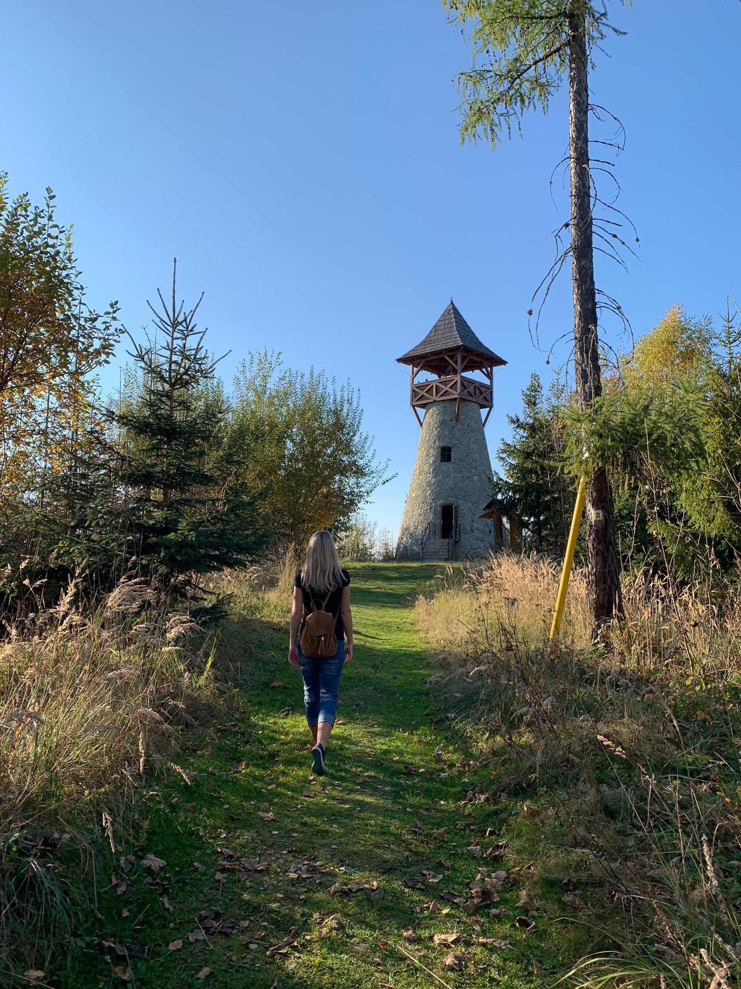 Nádherné výhľady na Kysuciach - rozhľadne Bobovec, Petránky, Zborov nad Bystricou, Dedovka