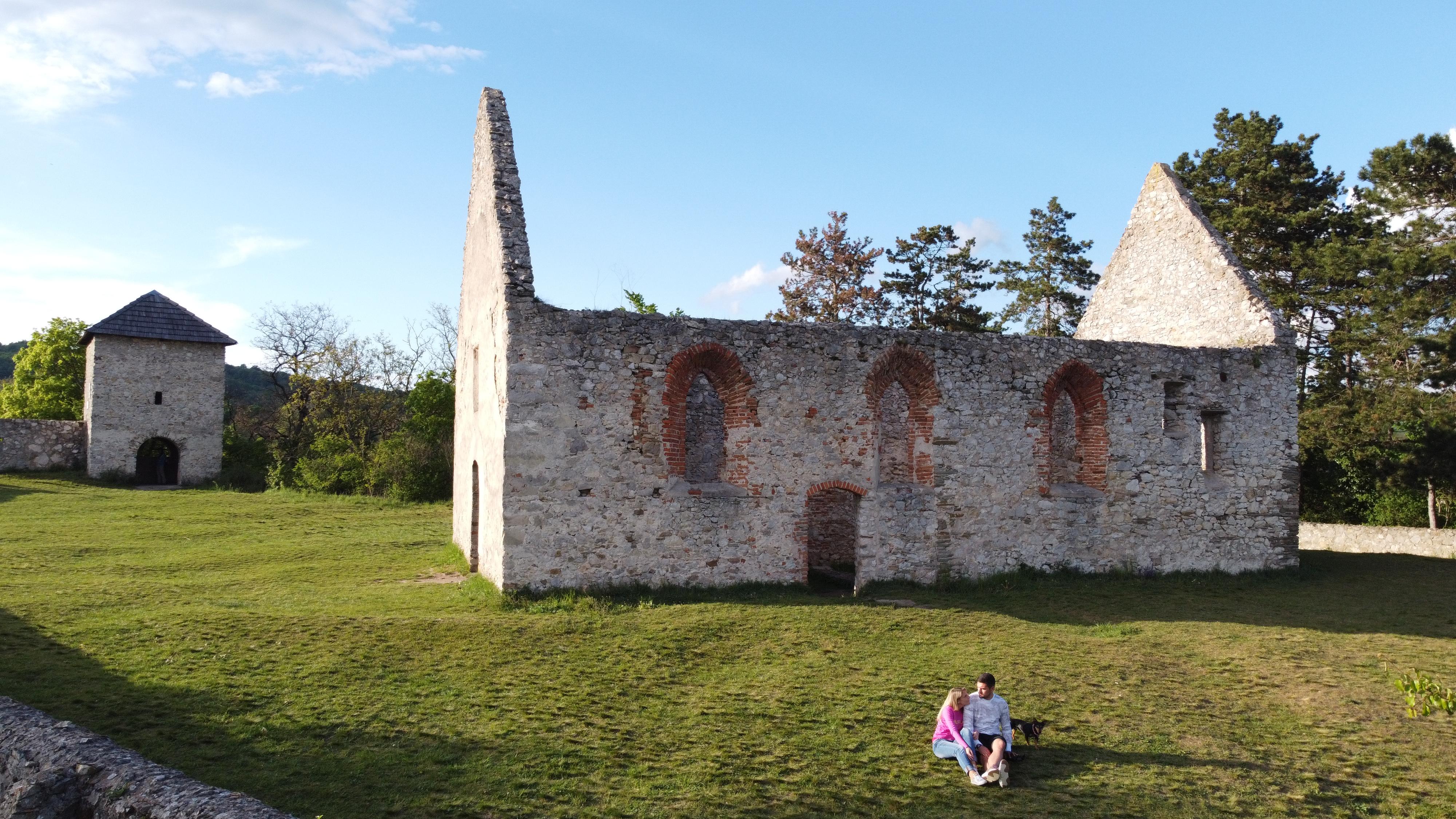 Čarovné miesta na Slovensku - Haluzický kostol