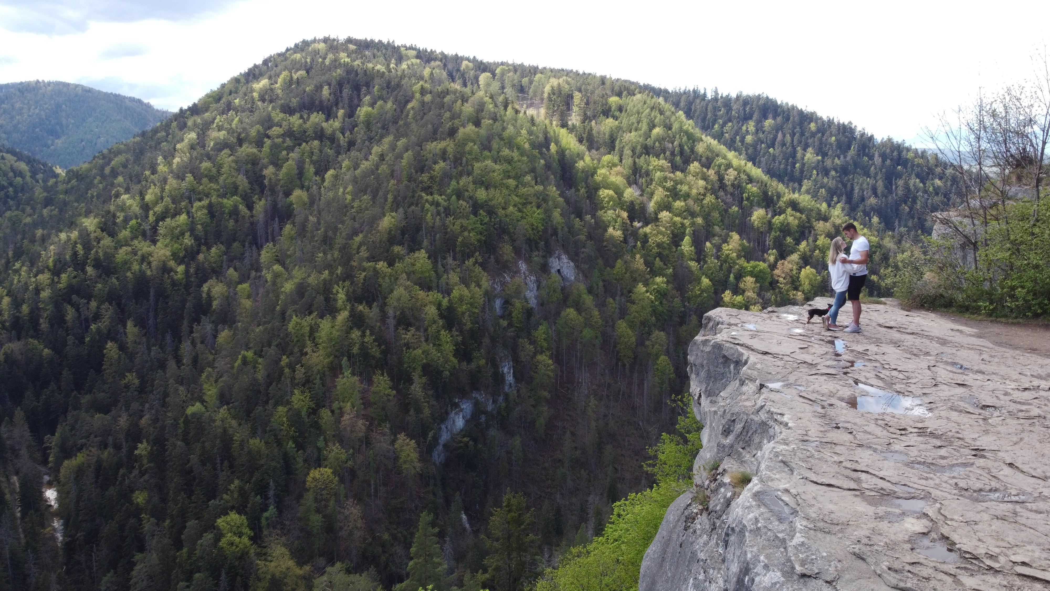 Čarovné miesta na Slovensku - Tomášovský výhľad
