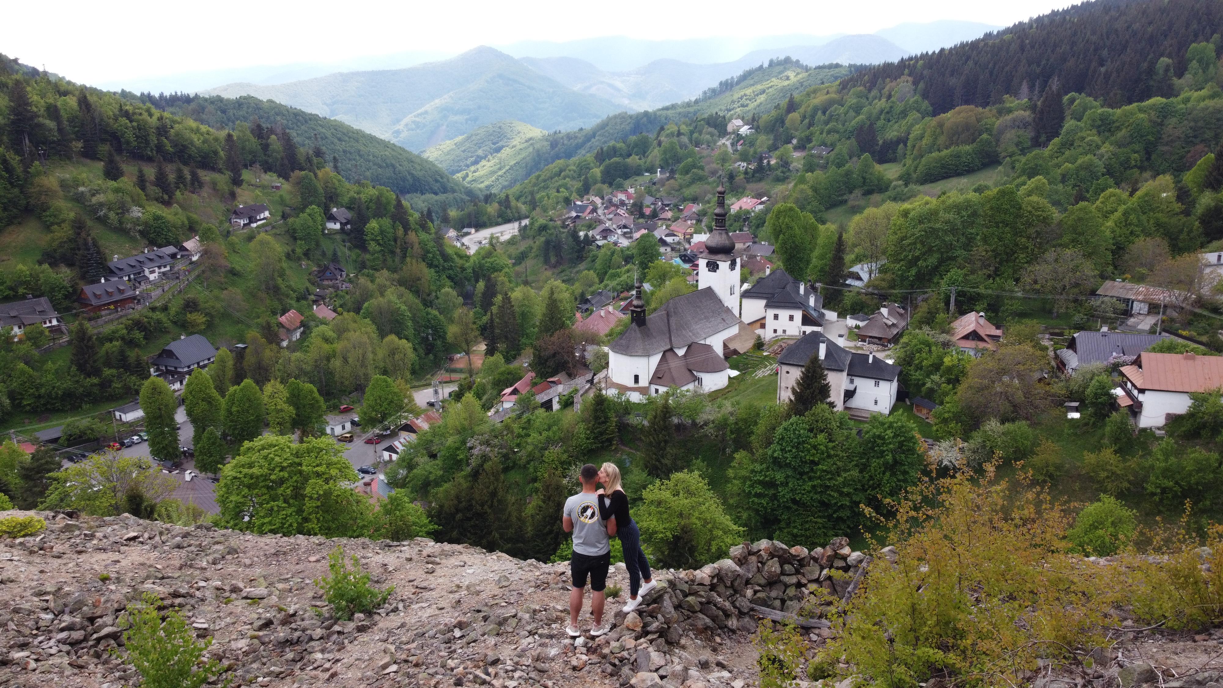 Čarovné miesta na Slovensku - Špania dolina