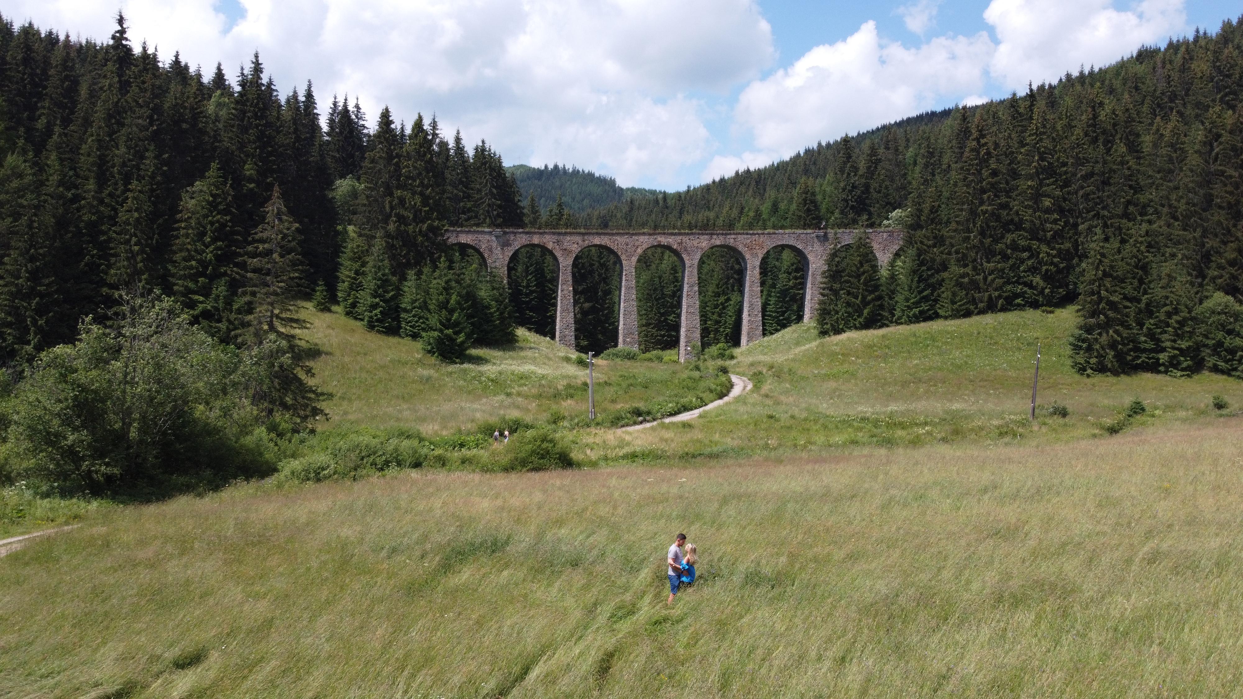 Čarovné miesta na Slovensku - Chmarošský viadukt