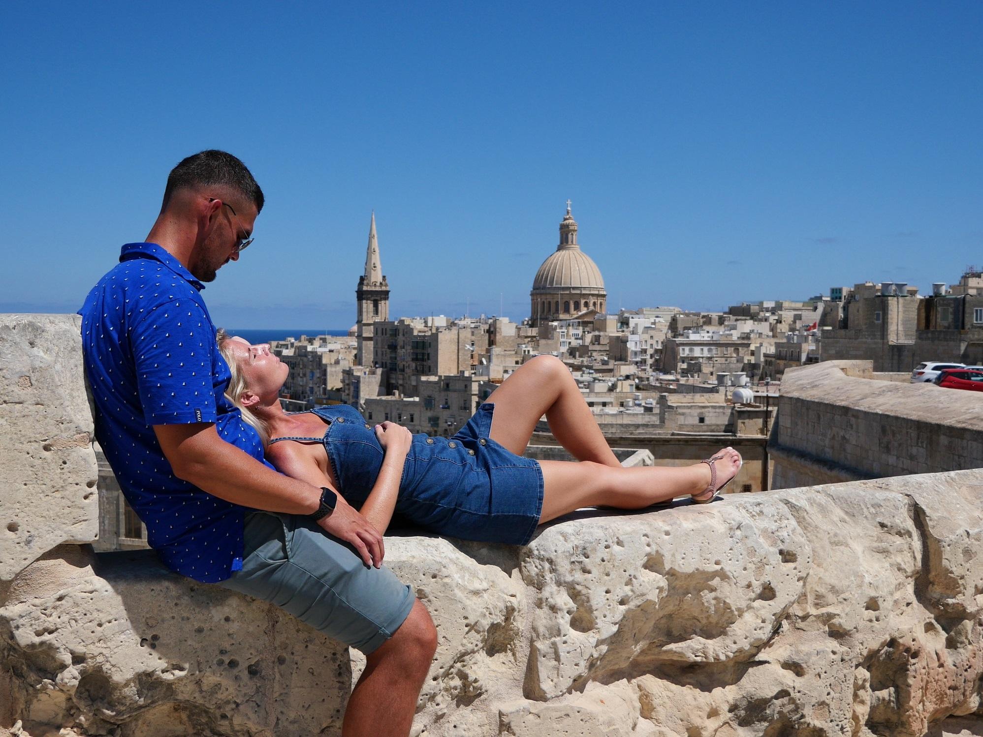Malta - ostrov pretkaný históriou