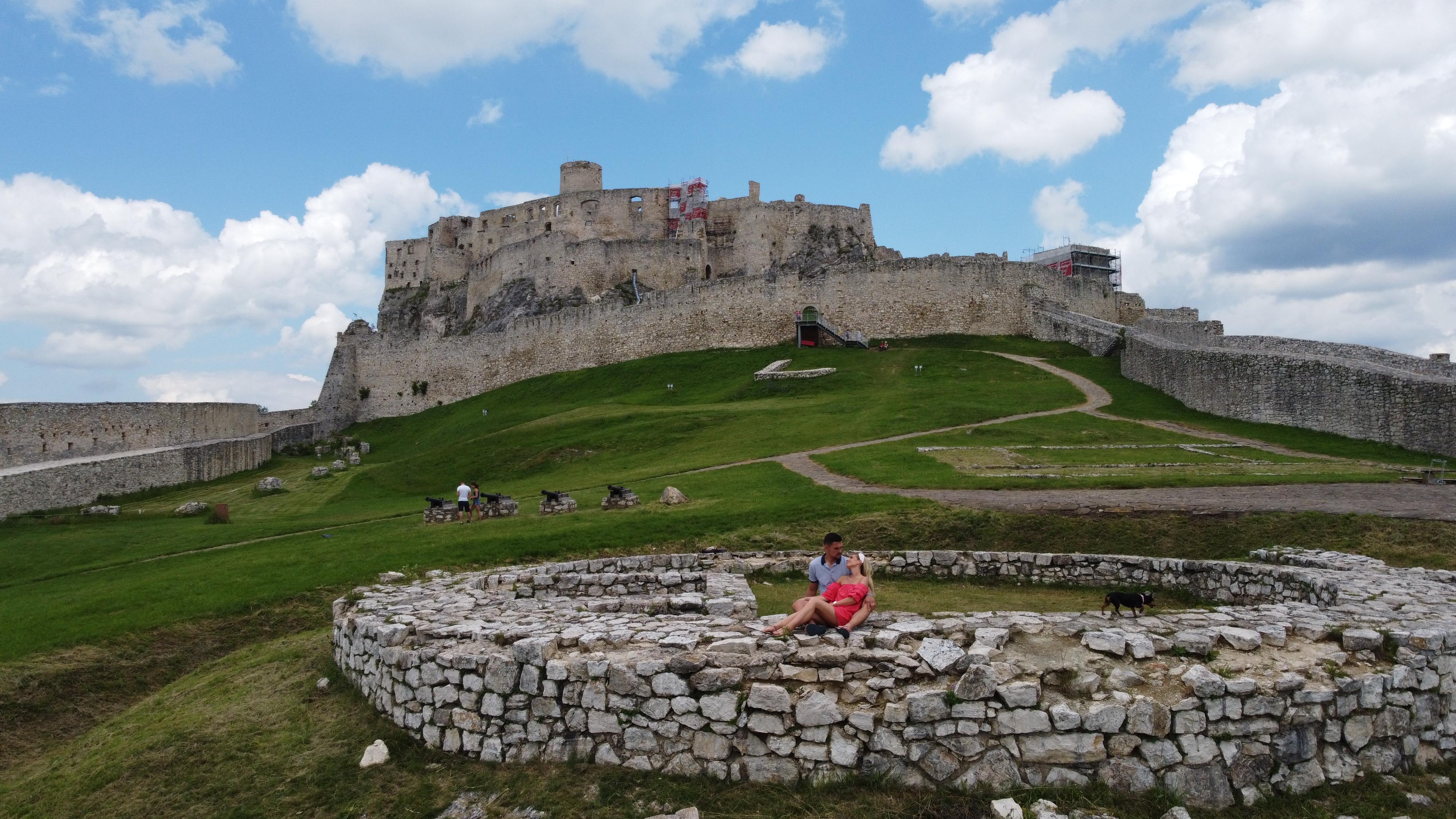 Čarovné miesta na Slovensku - Spišský hrad