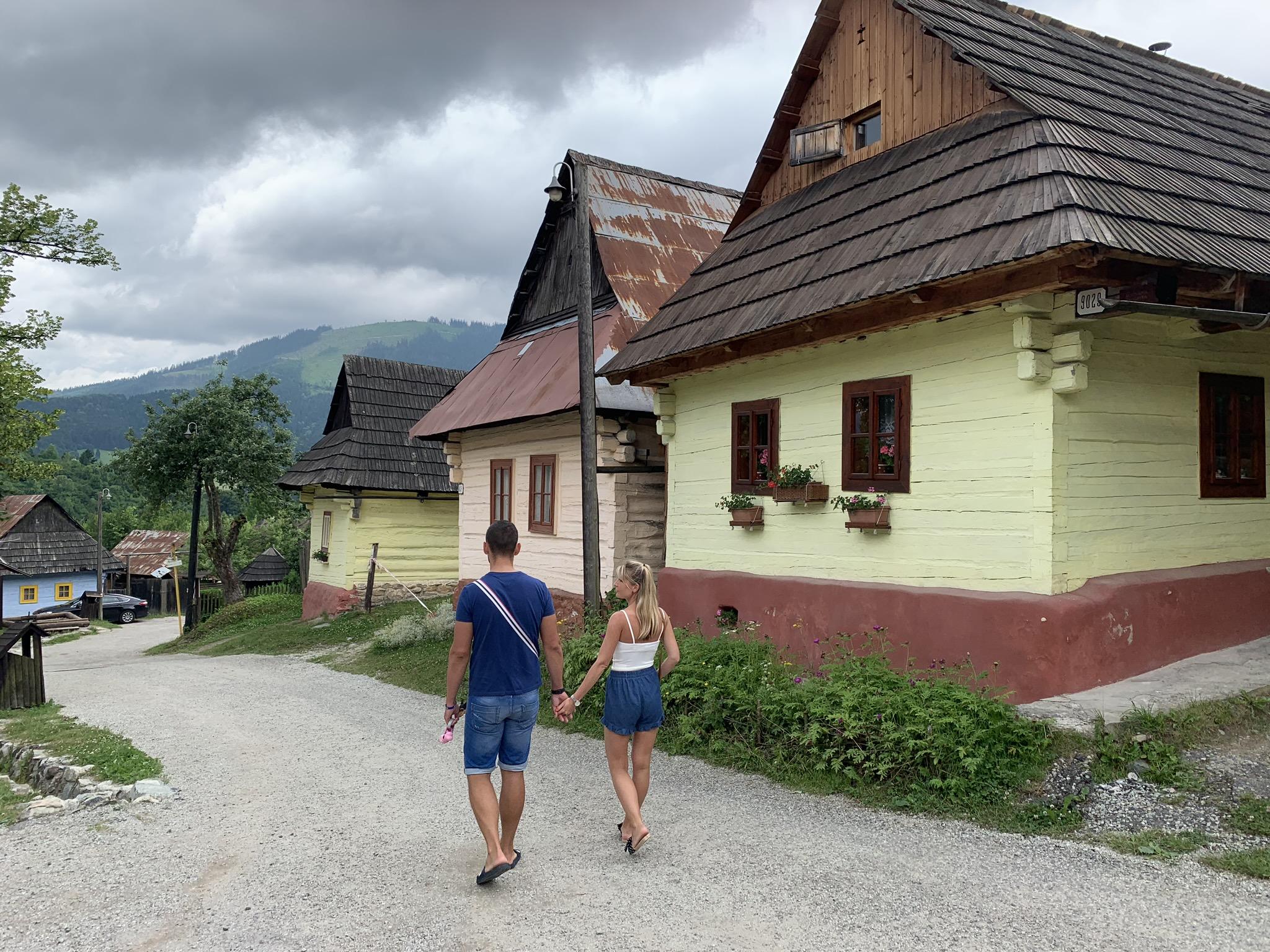 Čarovné miesta na Slovensku - Vlkolínec