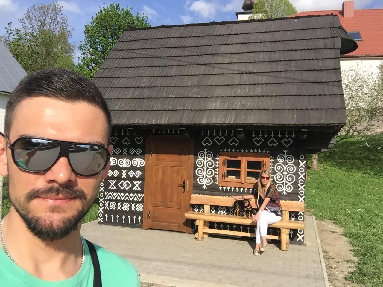 Čarovné miesta na Slovensku - Čičmany