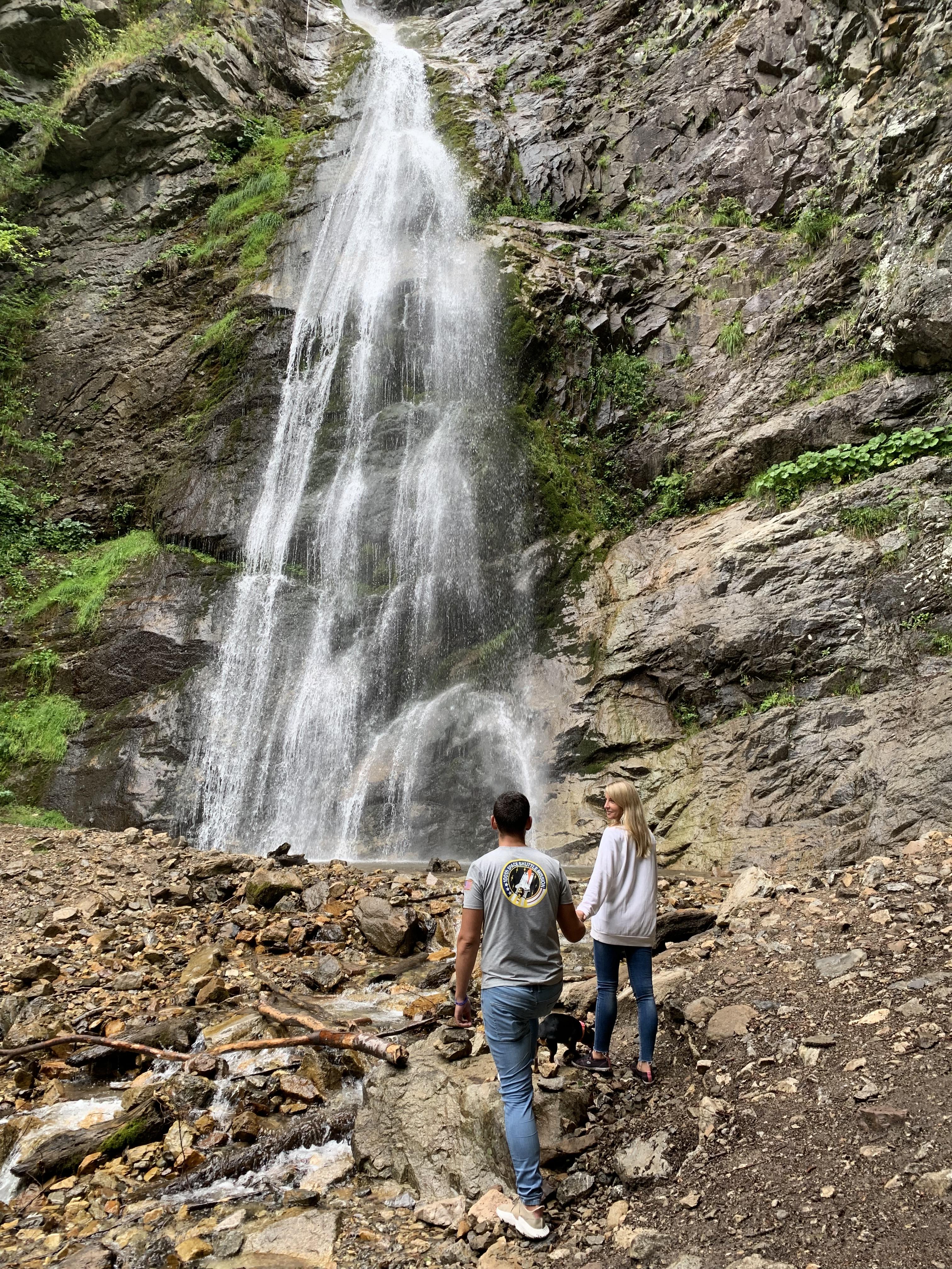 Čarovné miesta na Slovensku - Šútovský vodopád
