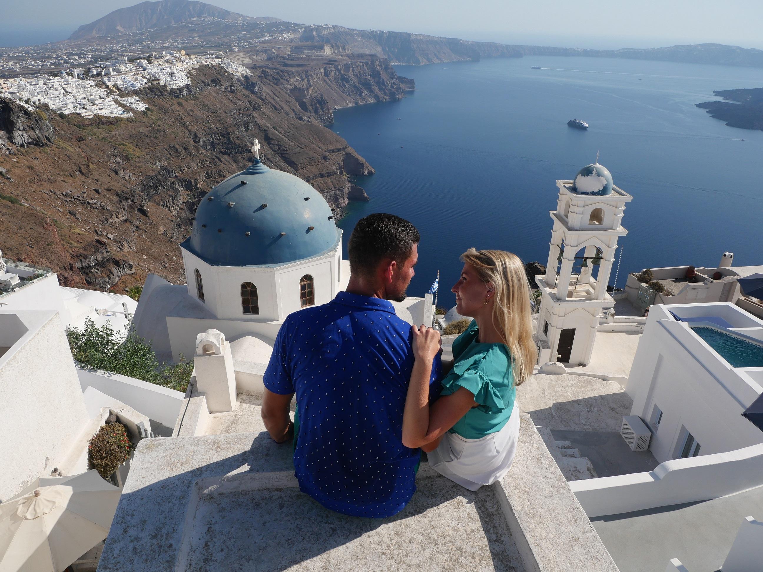 Romantické Santorini. Čo je dobré vedieť pred cestou?