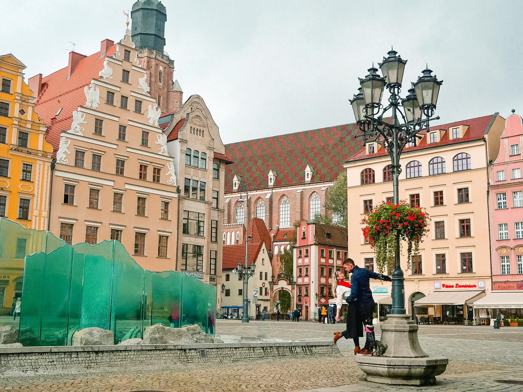 Vroclav - sliezsky klenot s bohatou históriou