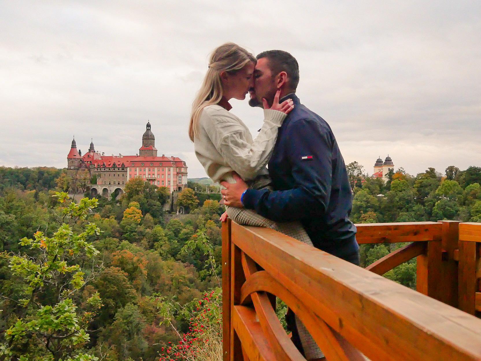 Zámok Ksiaz a mestá Swidnica a Jawor - skryté klenoty Poľska